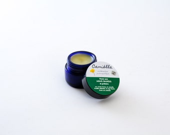 'Sacred hands' balm for hands of gardeners