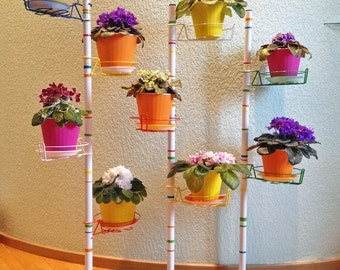 "Metal stand for plants Modern plants stand Stands for plants Stands for indoor and outdoor use Beautiful stand ""Nevada"""