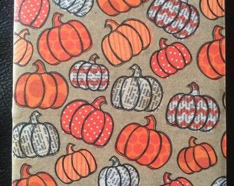 Pumpkin Decorative Tile/Coaster