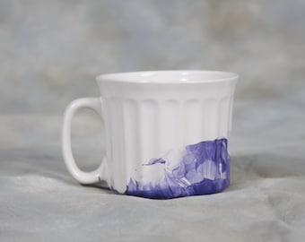 Purple Splash Mug