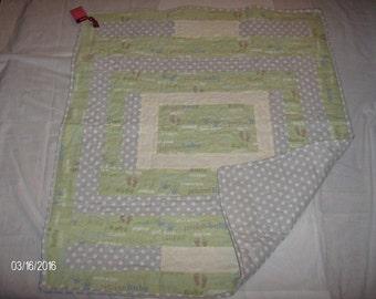 Neutral Baby Quilt