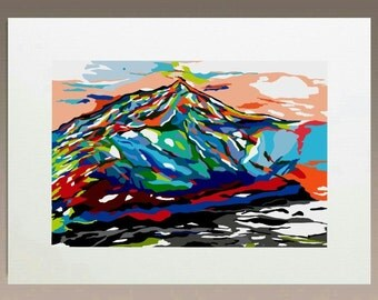 Art Print - Everest