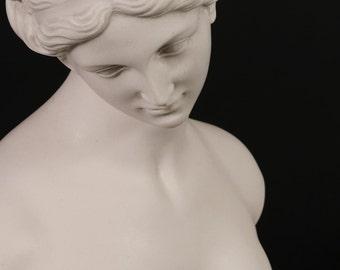 Venus Bust Marble Sculpture