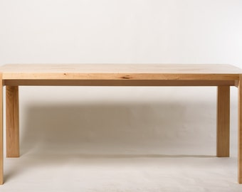 Maple Parsons Table