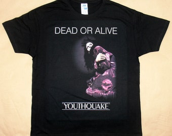 Dead Or Alive, Youthquake, T-shirt 100% Cotton