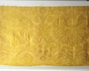 Beautiful Mid 20th Century Italian Fortuny Print Fabric (8483)