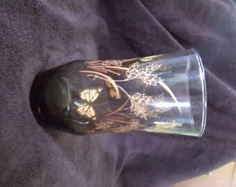 Butterfly Garden Glass