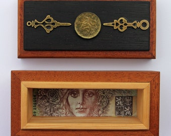 Decorative Czech box