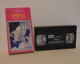 Pegasus VHS