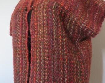 Handwoven Sweater