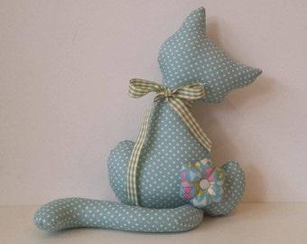 Handmade kitten