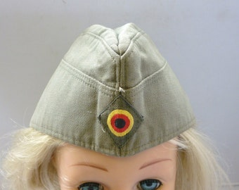 Military Hat Germany Erich Fritzsch, Debra 1989