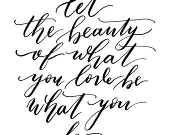 The Beauty of Rumi