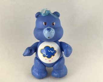 Care Bears Bisounours Grumpy Bear Poseable Figure