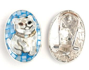 Kitty Kat Earrings