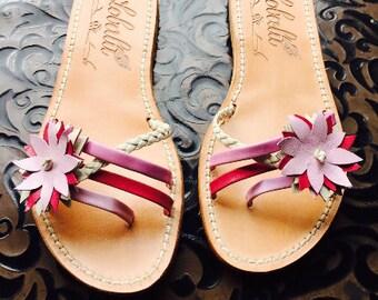 Champ de Fleur Sandals