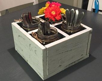 Mason Jar Crate