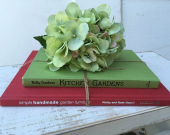 Set of Two Hardcover Books - Decor Accessories