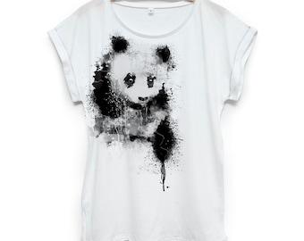 Panda - shirt - women