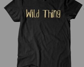 Daddy & Me - Wild Thing shirt
