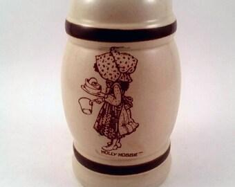 Holly Hobbie Shaker Salt Pepper Sugar Cinnamon 70's