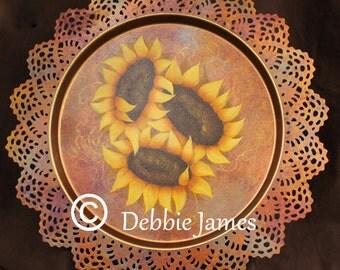 Autumn Beauty by Debbie James