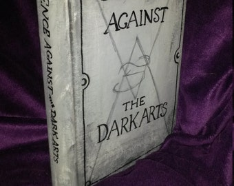 Defence Against the Dark Arts, blank book