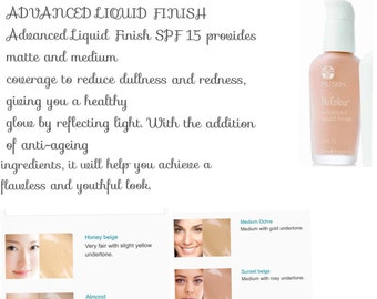 Advance Finish Foundation