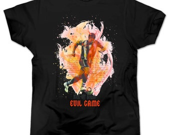 T-shirt EVIL GAME