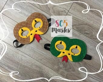 Snake Masks, Kids Masks, Kids Costumes, Snake Mask, Mask, Animal Mask, Halloween mask