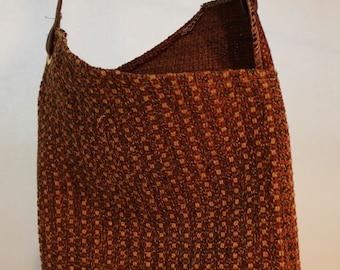 Large Rust Colored Bag Item #B24
