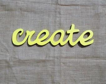 Create, Love, Laugh, relax, Inspire.