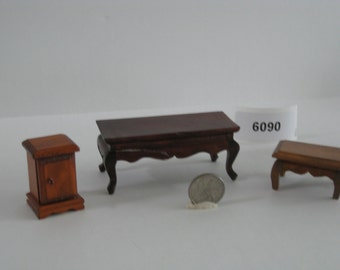 Cabinet and Occasional Tables 6090
