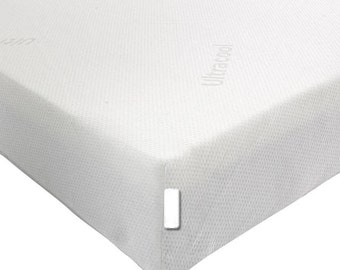 Reflex Memory Foam Mattress Firm Hypoallergenic Orthopaedic King Double Size