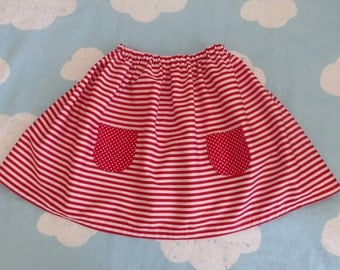 Girl skirt size 5/6 years