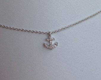 Anchor Me Necklace