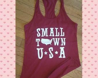 Small town USA tank