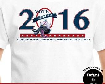 Disney 4th of July Shirt, Disney Villain Shirt, Disney Election Tee
