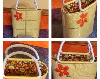 Yellow Handmade Purse