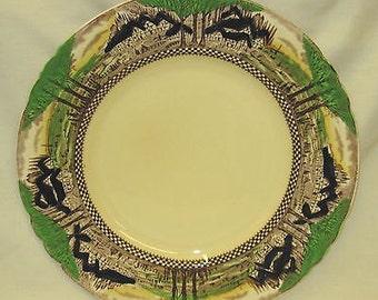 Lovely Myott & Son Co.Ltd. of Hanley - Stoke on Trent - Pair of Dinner Plates - Made in England