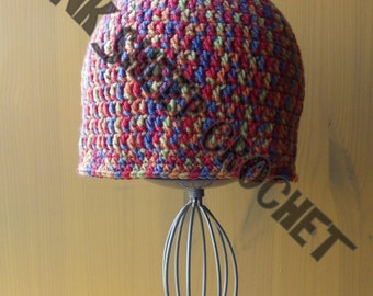 Classic Rainbow Beanie for Baby  *** READY TO POST ***
