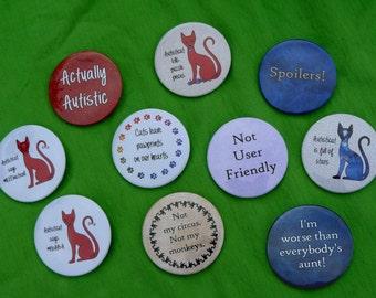 10 Button Selection