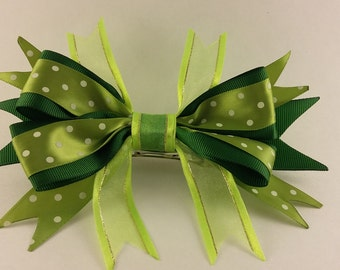 Green Spring Bow