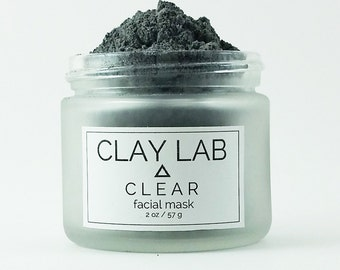 CLEAR Pore-Cleansing Clay Facial Mask