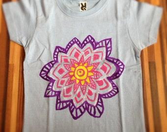 Like a Star Mandala Kids T-shirt