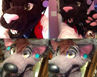 Magnetic Fursuit Ear Plugs/Gauges! (3D Print)