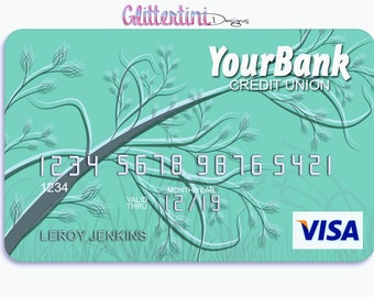 Botanical - Credit Card Image