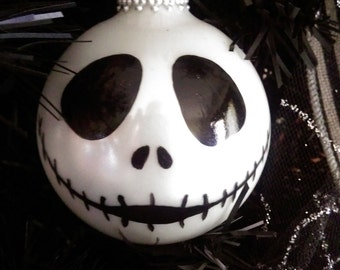 Hand-painted Halloween Ornaments (6)