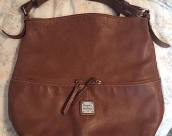 Vintage Dooney & Burke satchel bag