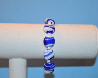 Glistening Sea Bracelet